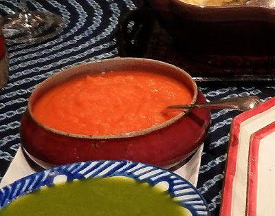 AAA ACCADEMIA AFFAMATI AFFANNATI: Coulis di carote