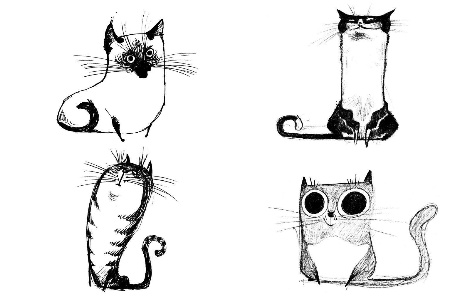 Как нарисовать смешной рисунок легко и просто гинекологическом
