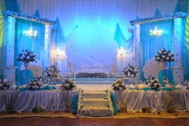 under the sea theme wedding | Just a fairytale dream | Pinterest ...