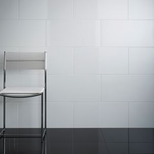 Wickes White Gloss Ceramic Wall Tile 300 X 600mm Wickes Co Uk Ceramic Wall Tiles Wall Tiles Tiles