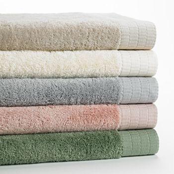 Jennifer Lopez Solid Supima Bath Towels Bath Towels Towel