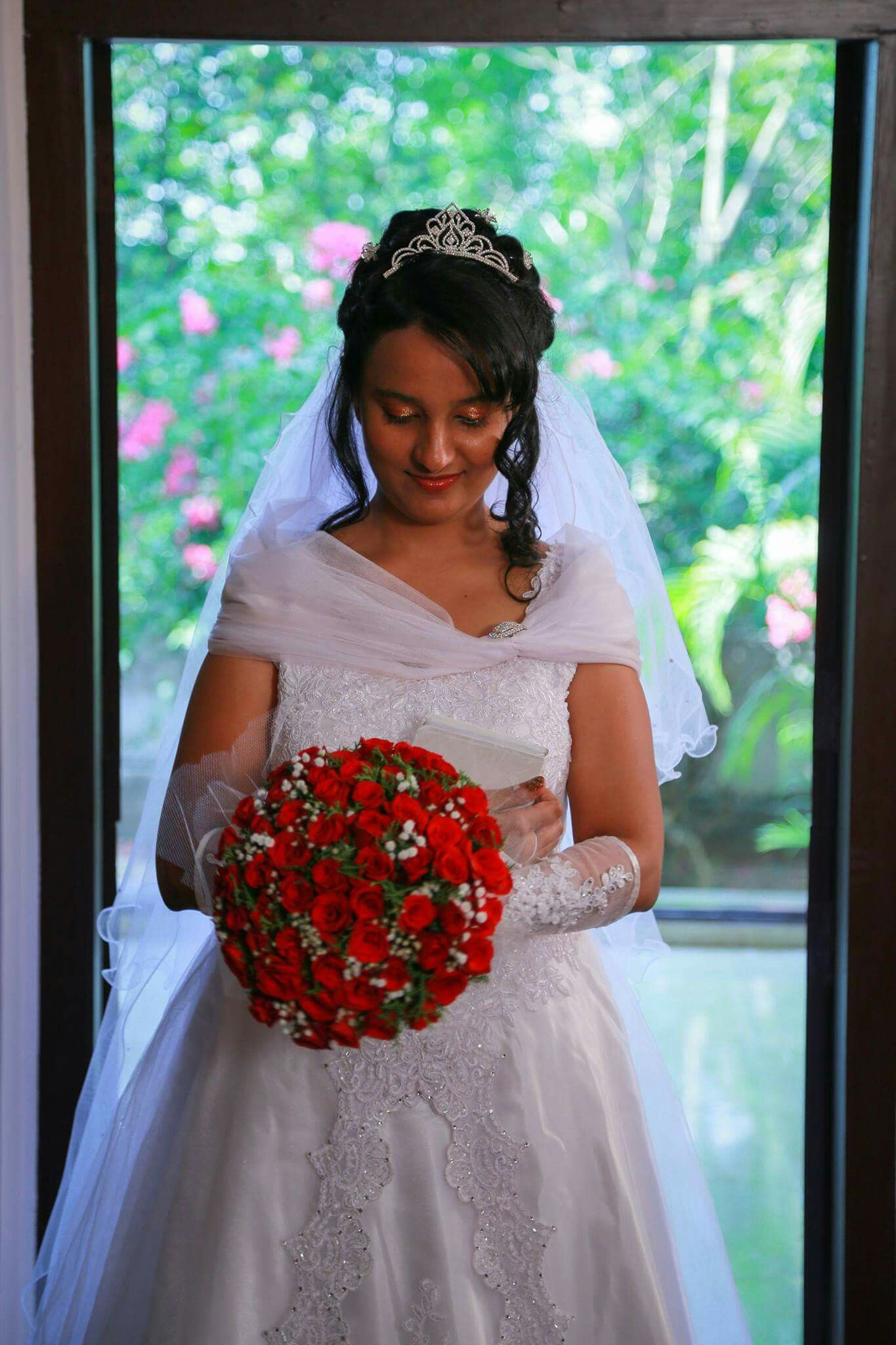 wedding #bride #christian bridal #kerala wedding #makeup