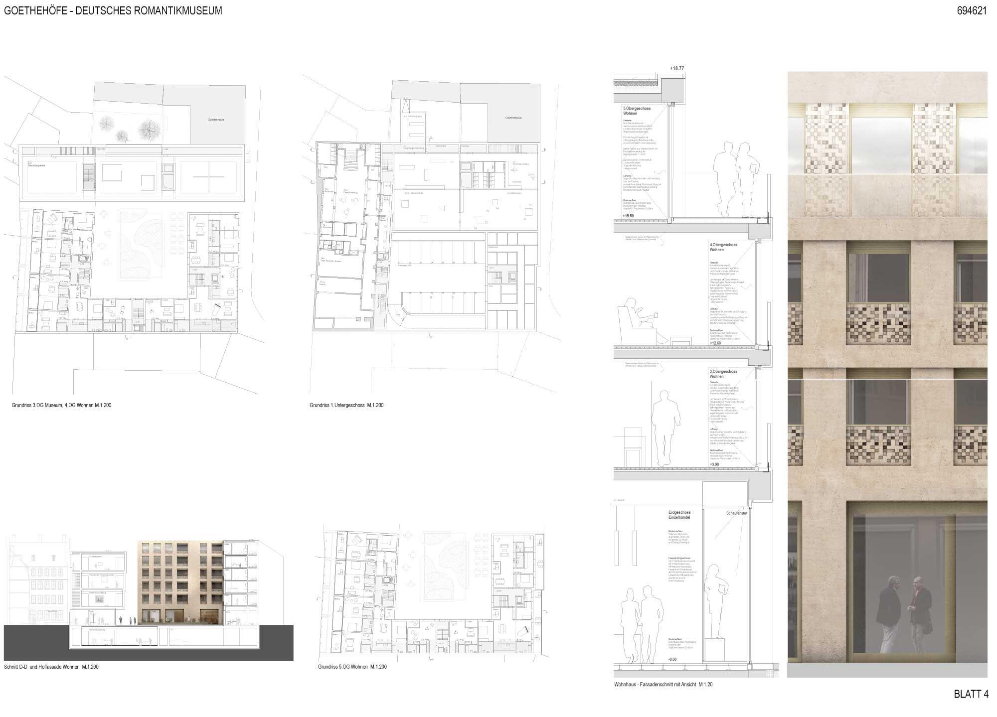 ein 2 preis staab architekten avantis architektur staab architekten und st dtebau. Black Bedroom Furniture Sets. Home Design Ideas