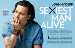 Sexiest Man Alive...yes, yes he is.
