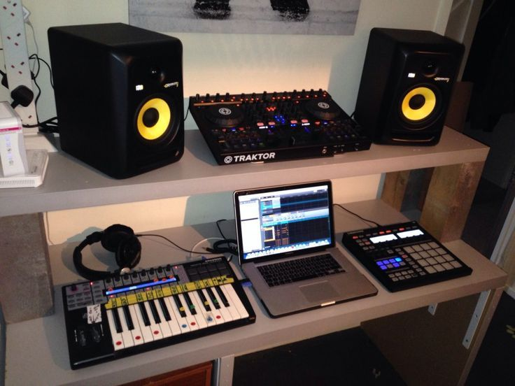 Home recording studio incredible what you can do these days