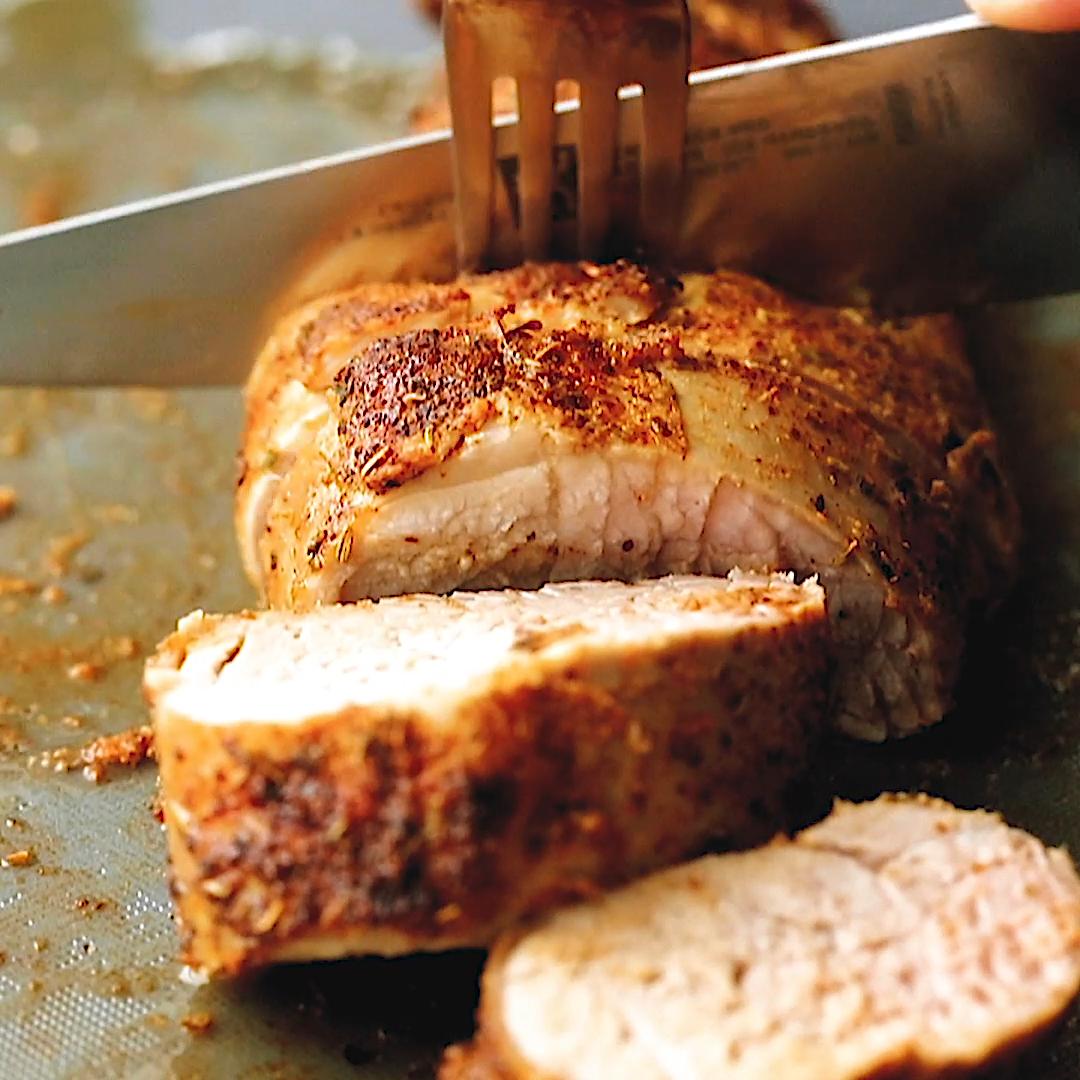 Best Baked Pork Tenderloin #porktenderloinrecipes