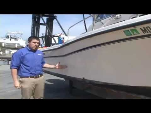How to remove old boat graphics  #boatus #video | Boating