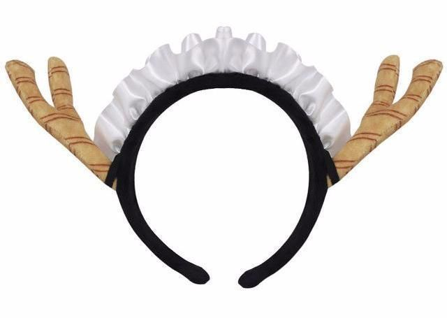Dragon Maid Cosplay Horns Head Accessories