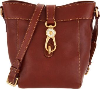 106a6b8d44 Dooney   Bourke Florentine Sadie Feed Crossbody Handbag - A296680 ...