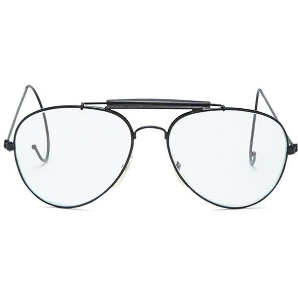 c41411758d Forever21 Replay Vintage Aviator Readers ( 28) ❤ liked on Polyvore  featuring accessories