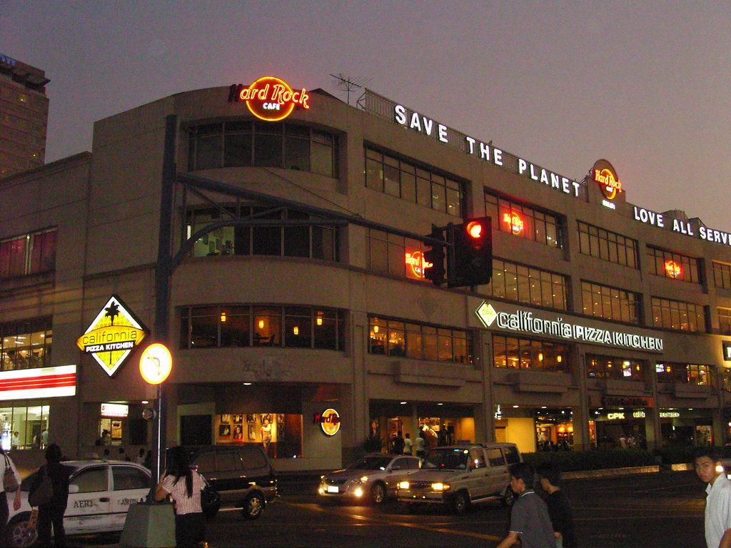 Hard Rock Cafe St Thomas Closed
