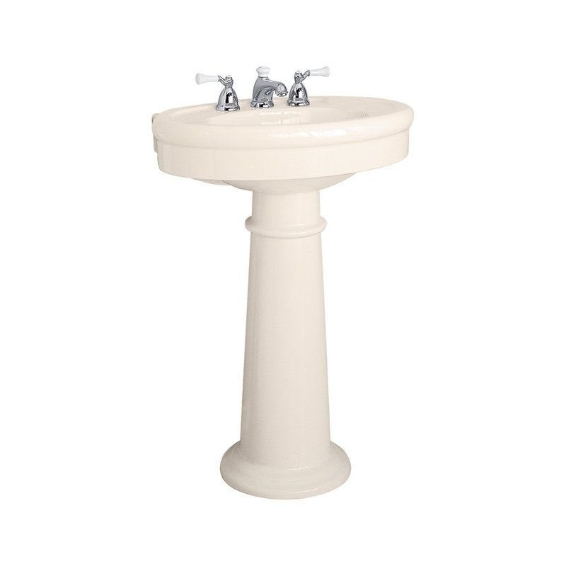 View The American Standard 0283 800 26 3 4 Pedestal Bathroom Sink