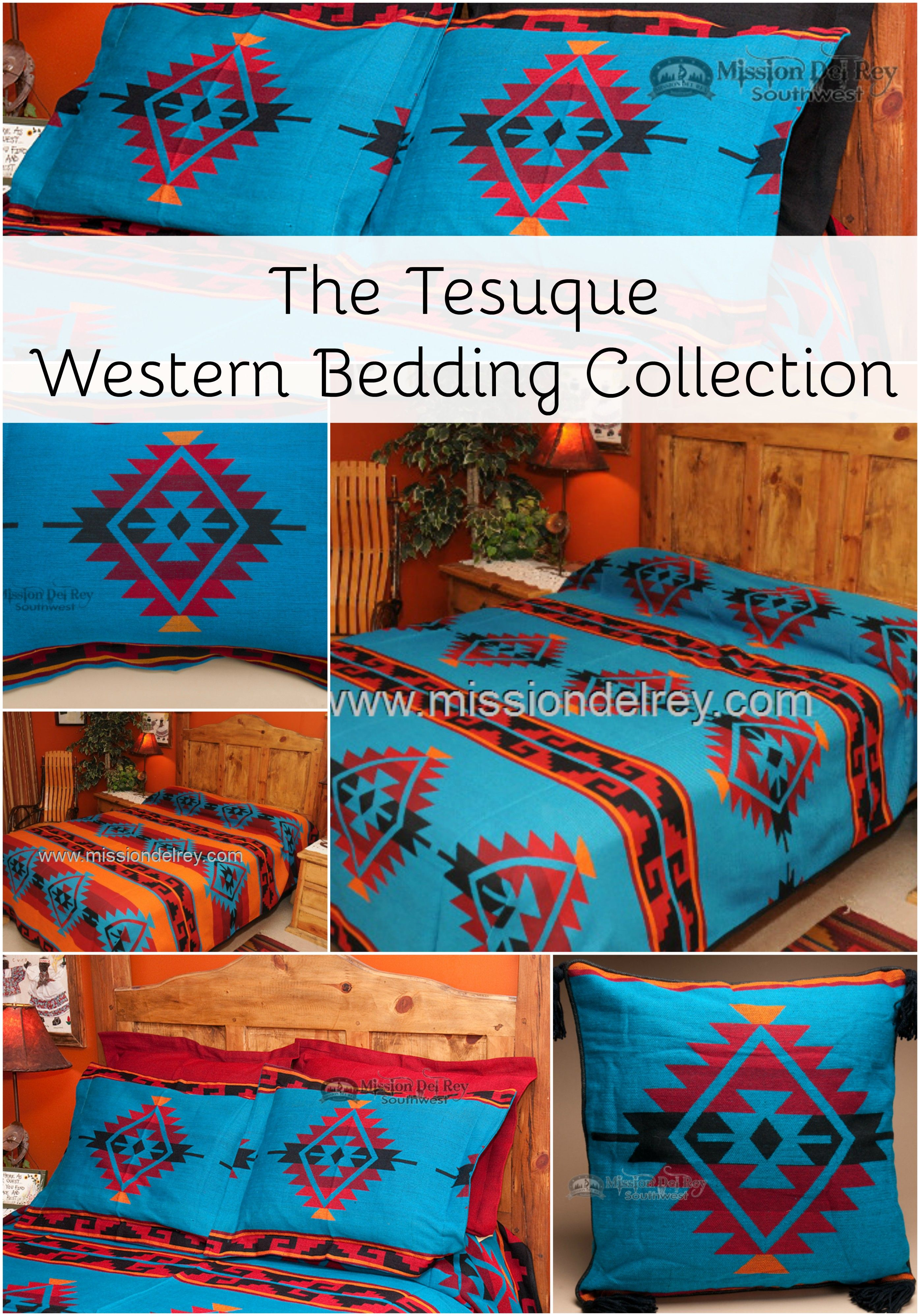 Queen Size 88 Wide 96 Long Reversible Lightweight Soft Acrylic Woven Pattern This Is A Beautiful Southwestern Bedspread