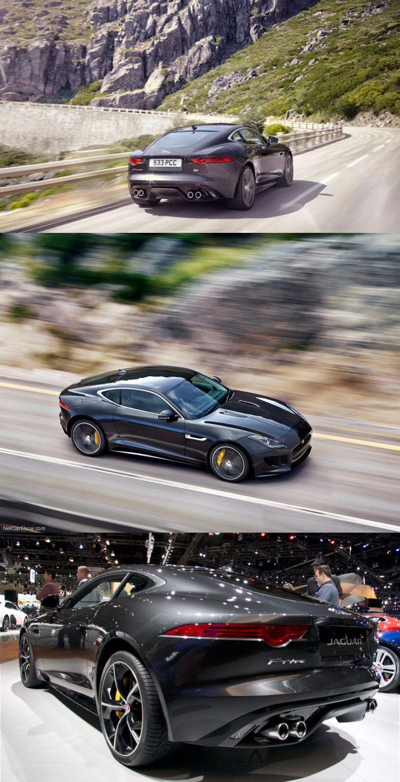 jaguar has launched its new car F Type R Coupe comes with