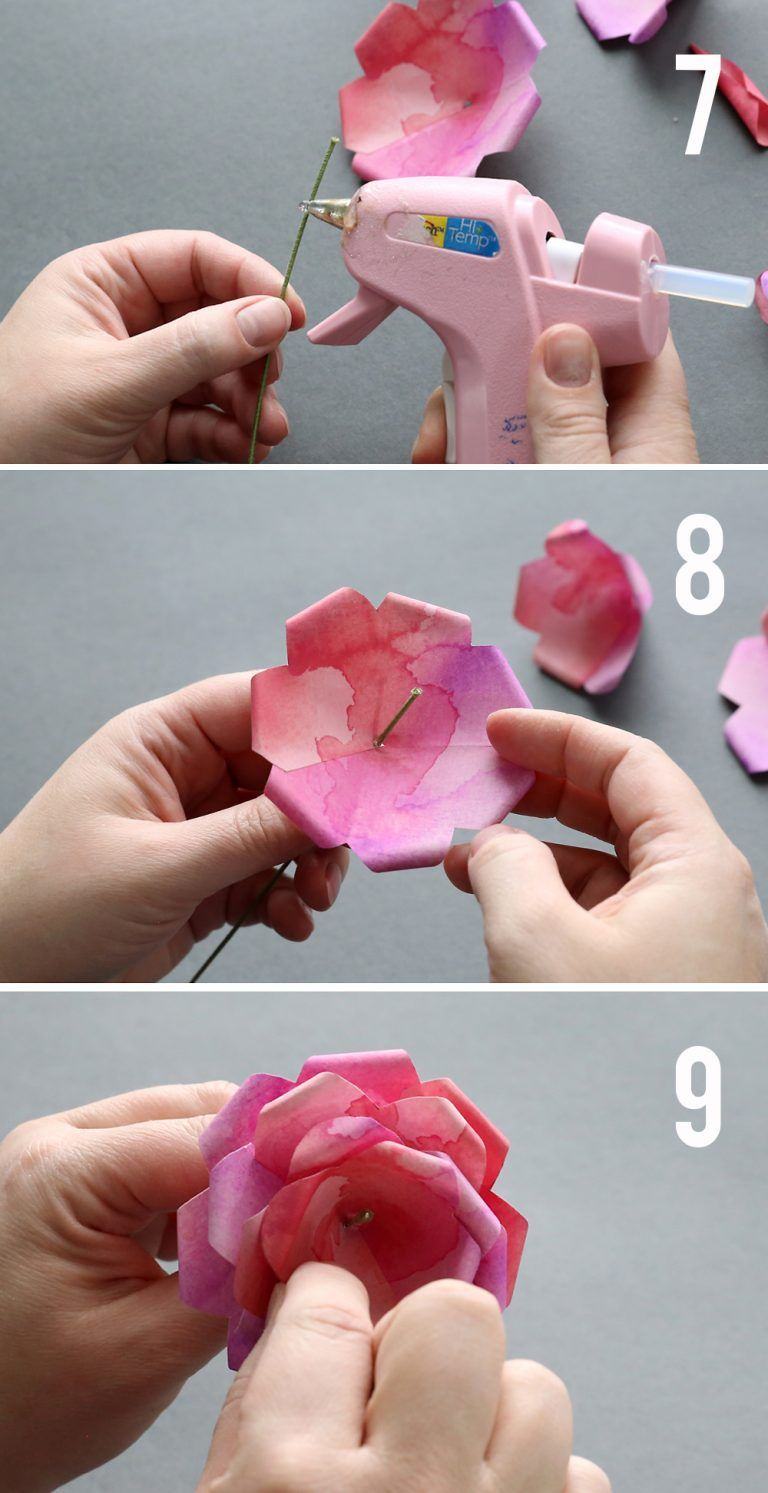 Learn how to make paper roses with these beautiful paper rose learn how to make paper roses with these beautiful paper rose template step by step instructions included how to make diy paper flowers mightylinksfo