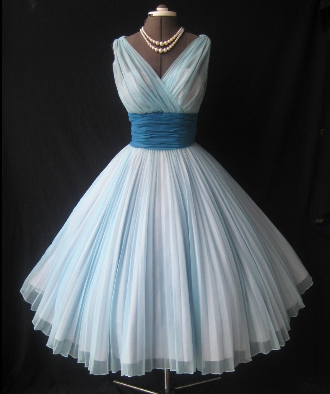 Light blue and white old fashioned dress dresses pinterest