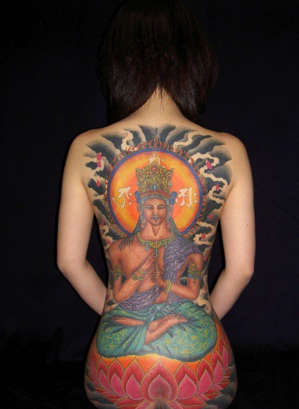 Goddess Spine Tattoo: Egyptian Goddess Tattoos Egyptian Goddess Tattoo On