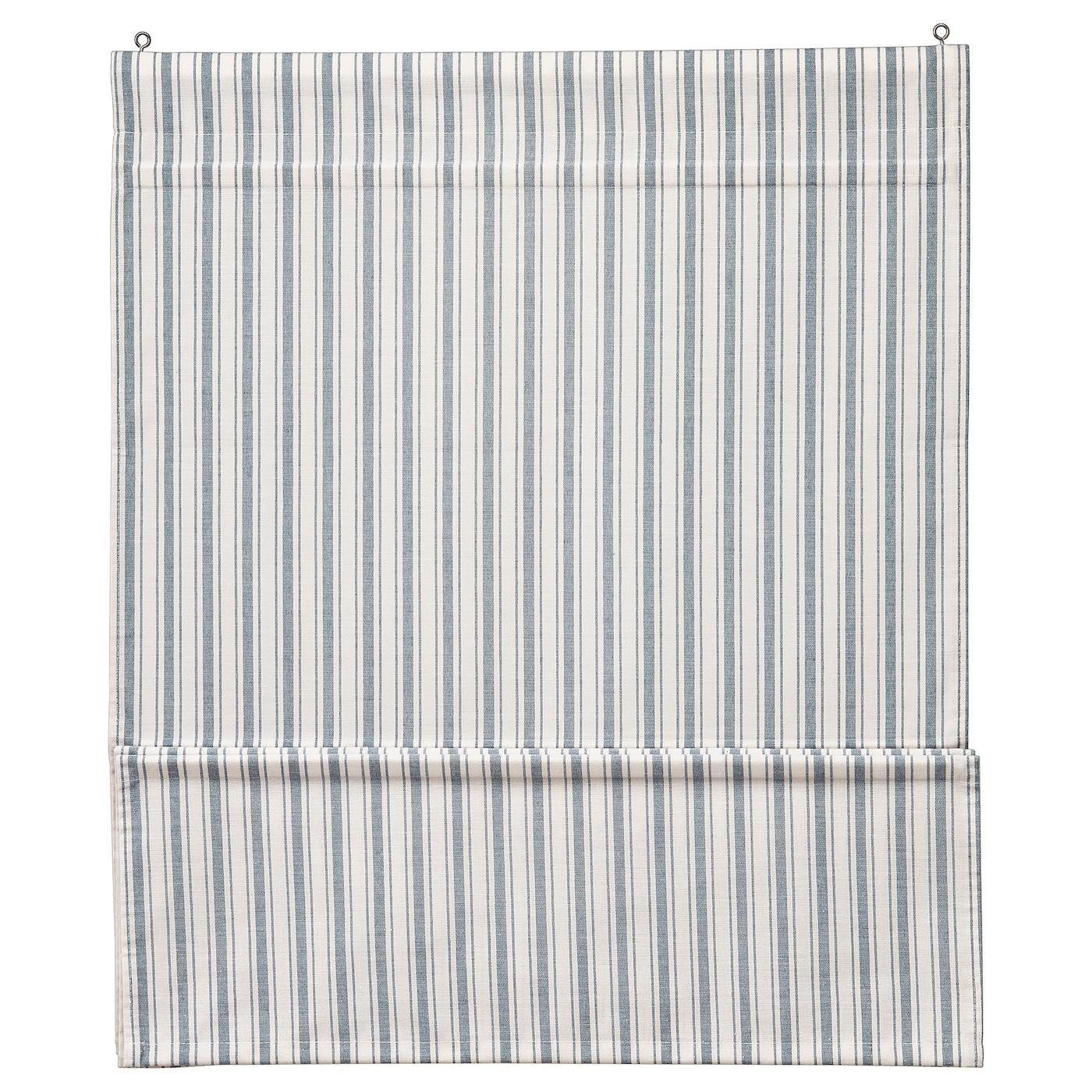 Store Bateau Blanc Ikea ikea - ringblomma store bateau blanc/bleu | tringle rideau
