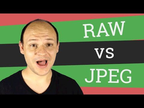 RAW vs JPEG: Um Guia Completo e Definitivo