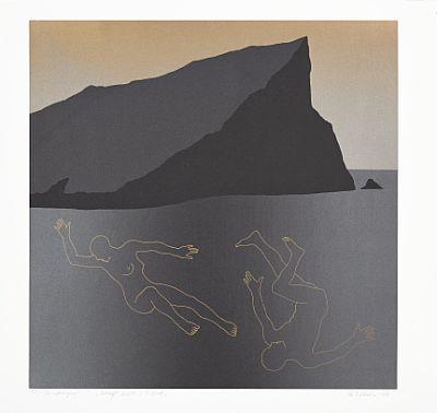 "Per Kleiva, Troms 1933 ""Far out in the ocean"" 2006 ©Per Kleiva/Bono"