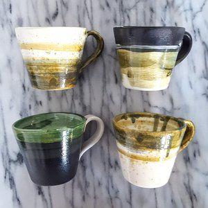 Natura handmade ceramic mugs