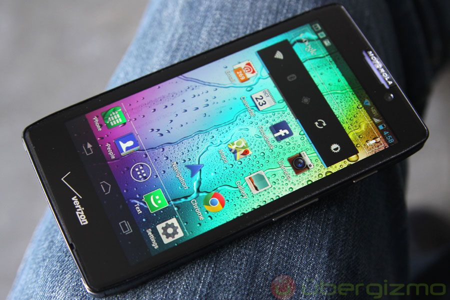 Download Motorola Droid Razr M Stock Wallpapers for Your Android Device!