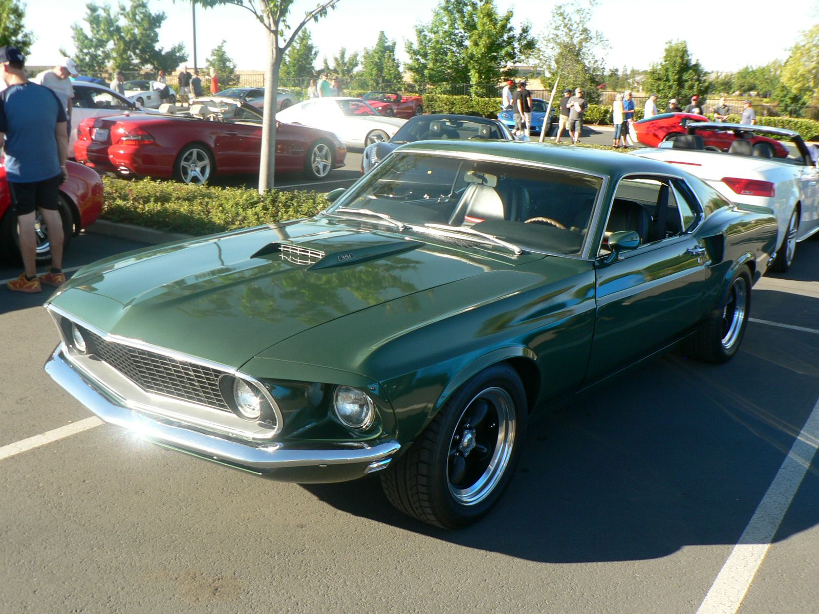 Mustang Cars and Coffee Folsom Pinterest