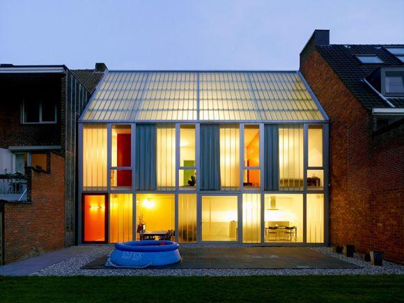 Maison Bva Facade Modulable Maison Architecture Architecture Residentielle