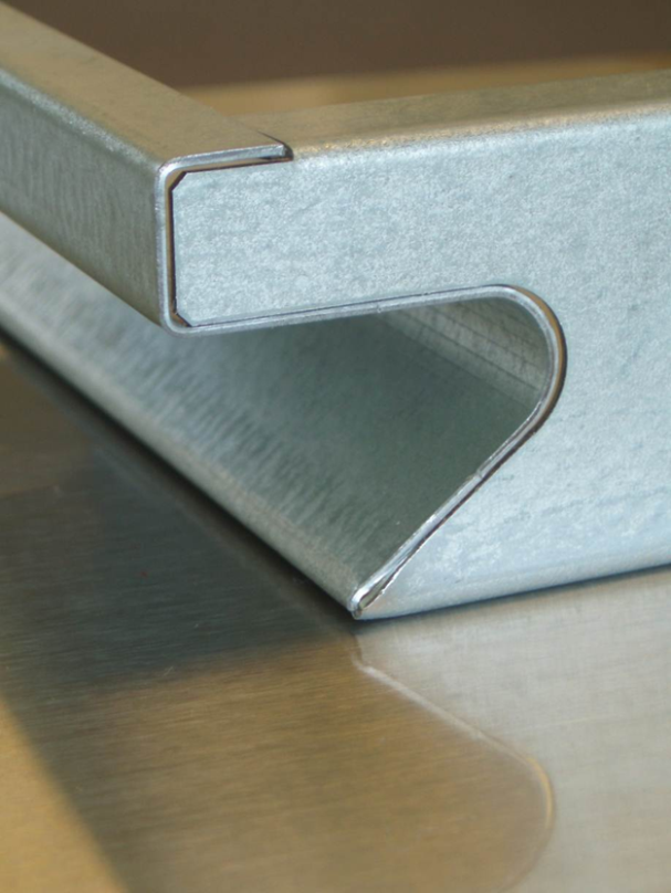 Automated Sheet Metal Panel Bending Inoxmetal