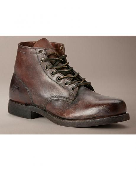 622c77a991a Frye Men's Prison Boots in 2019 | Style | Frye boots mens, Brown ...