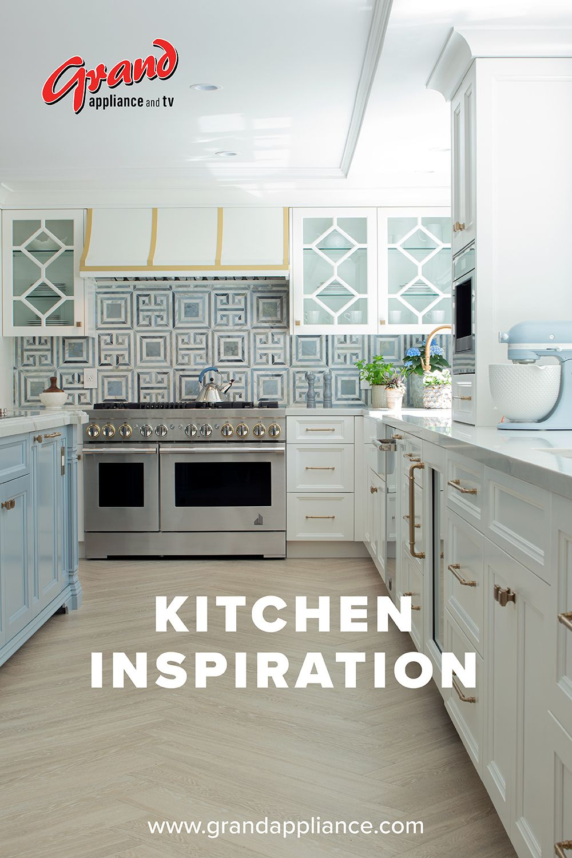 Kitchen Inspiration Jennair Rise In 2020 Kitchen Inspirations Kitchen Blue Kitchens