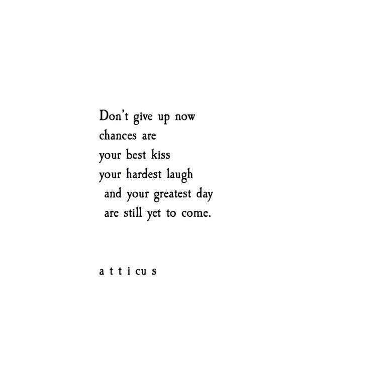 Atticus Poetry: Photo