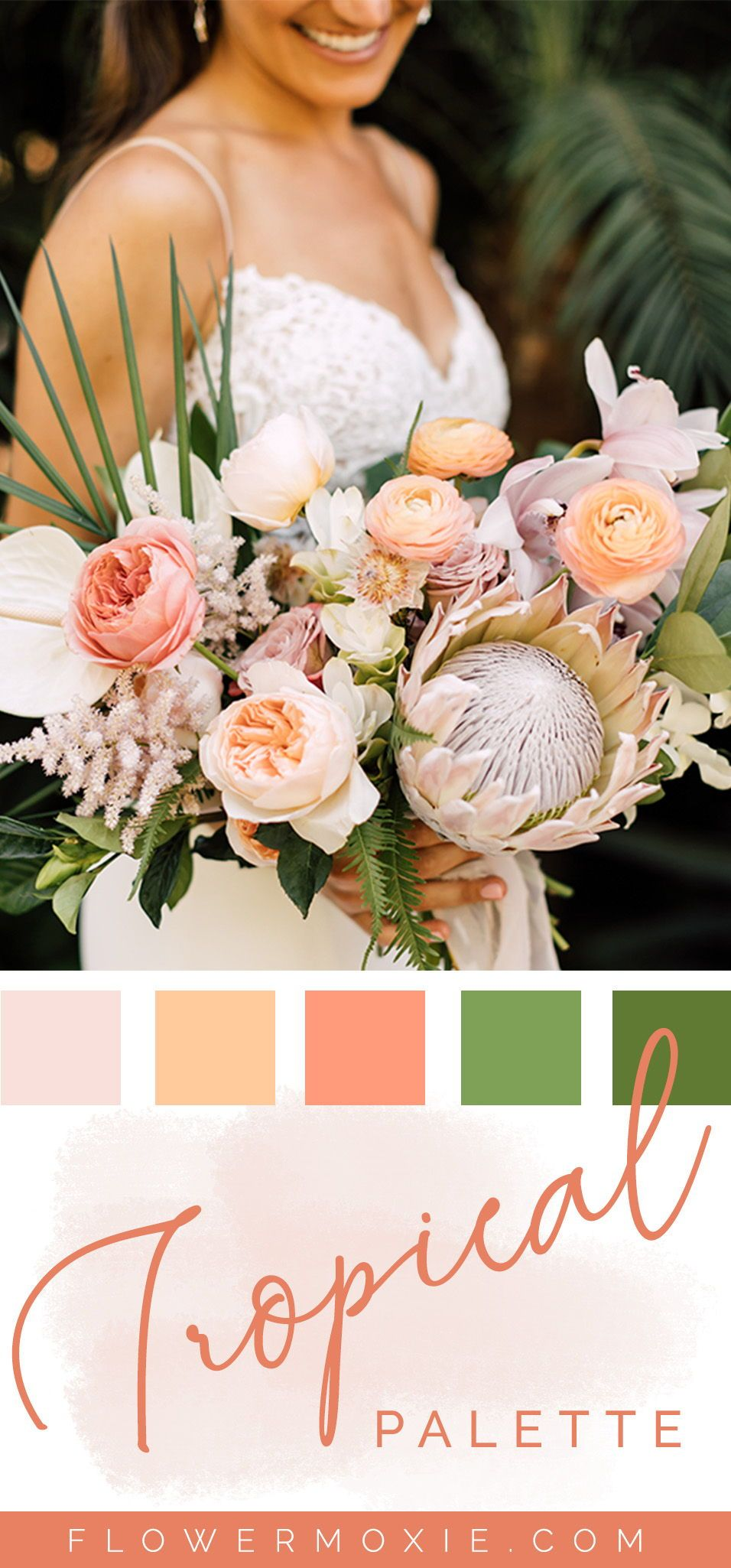 Get Inspired By Our Wedding Flower Packages Mix Match Flowers To Achieve The Look You Wedding Flower Packages Flower Arrangements Diy Online Wedding Flowers