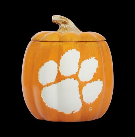 Clemson Pumpkin Love It Pottery Painting Clemson Pumpkin Candy