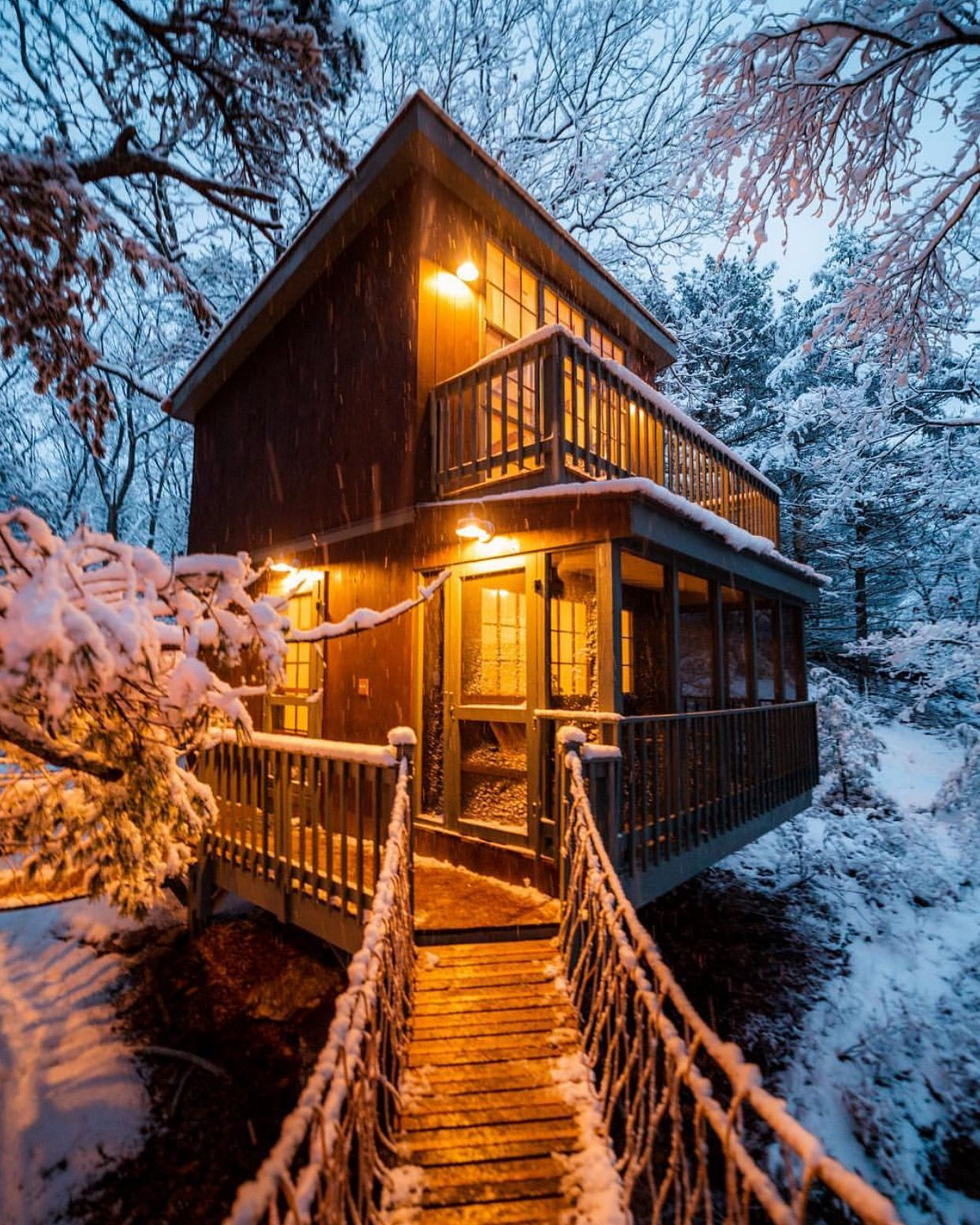 treehouse airbnb near me