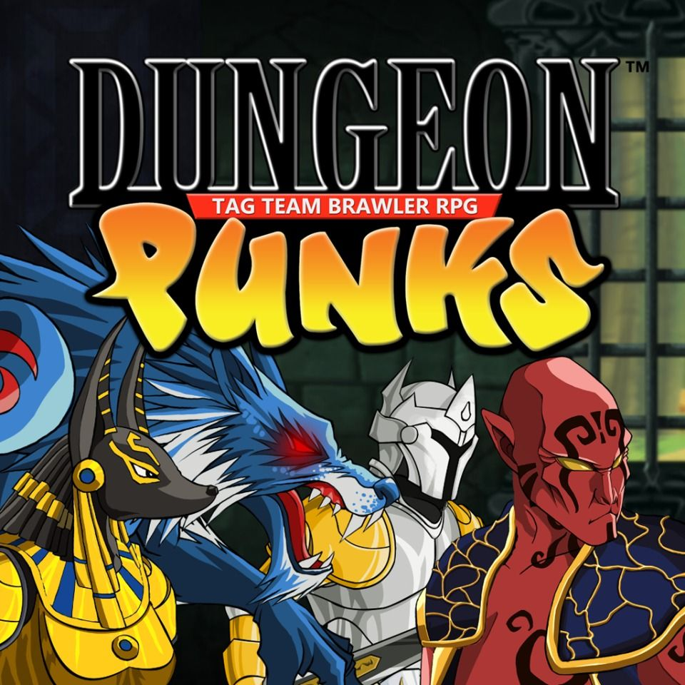 Dungeon Punks | PS VITA Games I own  | Ps4 games, Ps vita
