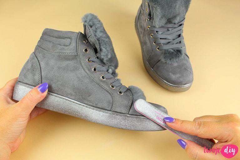Jak Wyczyscic Buty Z Zamszu I Nubuku 9 Domowych Sposobow Twoje Diy High Top Sneakers Top Sneakers Shoes