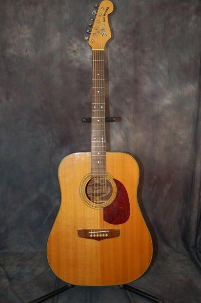 Fender California Series San Marino Easy Play Original Hardshell Case 1991 Natural Spruce Lawman Guitars Reverb Yamaha Guitar Acoustic Guitar Guitar