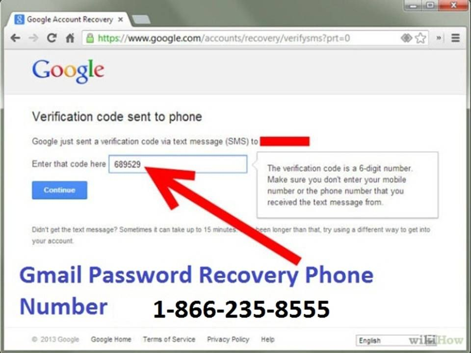 Gmail users provides to confirm your reset password. When