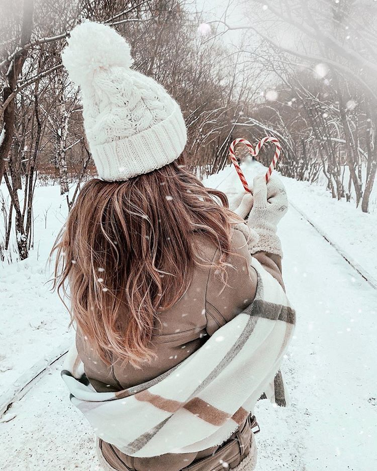 картинки вдохновляющие зимние наложено