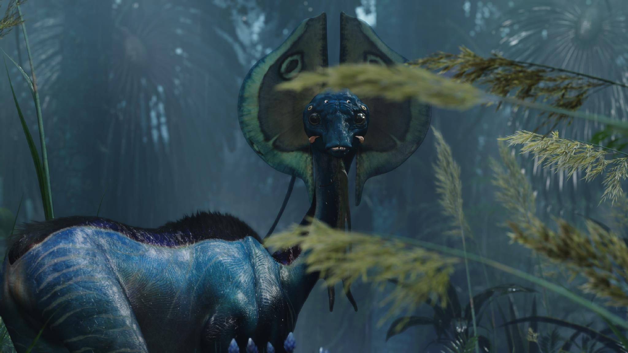 avatar the blue creatures of pandora Welcome to pandorapedia, the authoritative field guide to the moon of pandora and the world of avatar this illustrated and fully interactive guide contains.