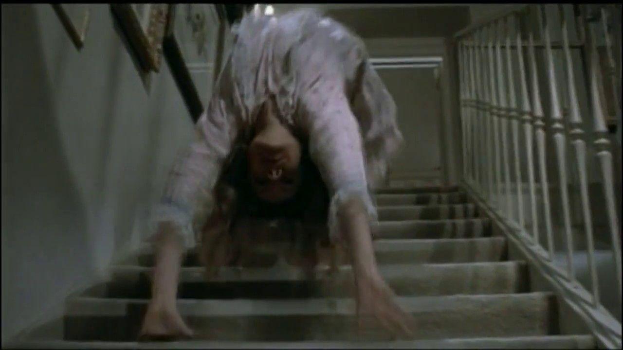 The Exorcist Original Spider Walk Scene The Exorcist