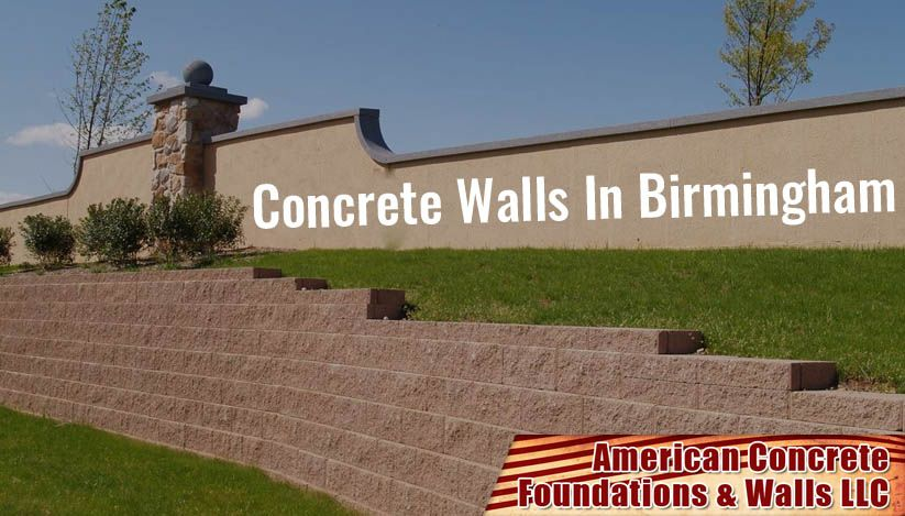 Acfw Concrete Walls In Birmingham In 2020 Concrete Wall Concrete Birmingham