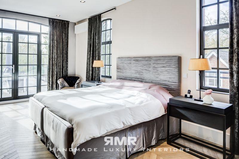 Luxury handmade interiors rmr slaapkamers slaapkamers