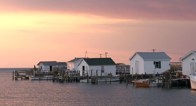 Watch the sunrise over Tangier Island and explore the rest of the Chesapeake Bay area on a spectacular road trip! Read more:http://www.budgettravel.com/feature/0603_RoadTrip_Virginia,4583/