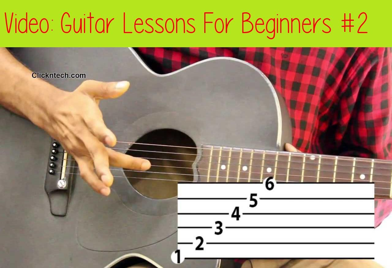 Guitar Lessons For Beginners 2 Introduction To Stringsthis Video Is Produced For Those Who Are Interested Guitar Lessons For Beginners Guitar Lessons Guitar