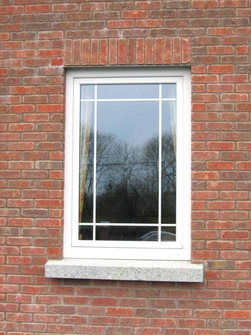 Perfect Exterior Window Trim Brick Flat Casing With On Design
