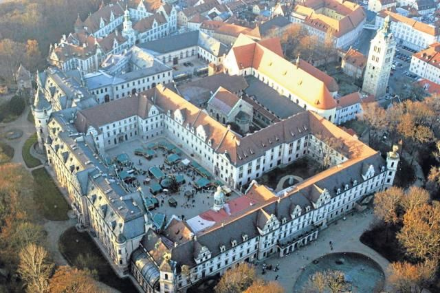 The Princely House Of Thurn Und Taxis Acquired The Area Of
