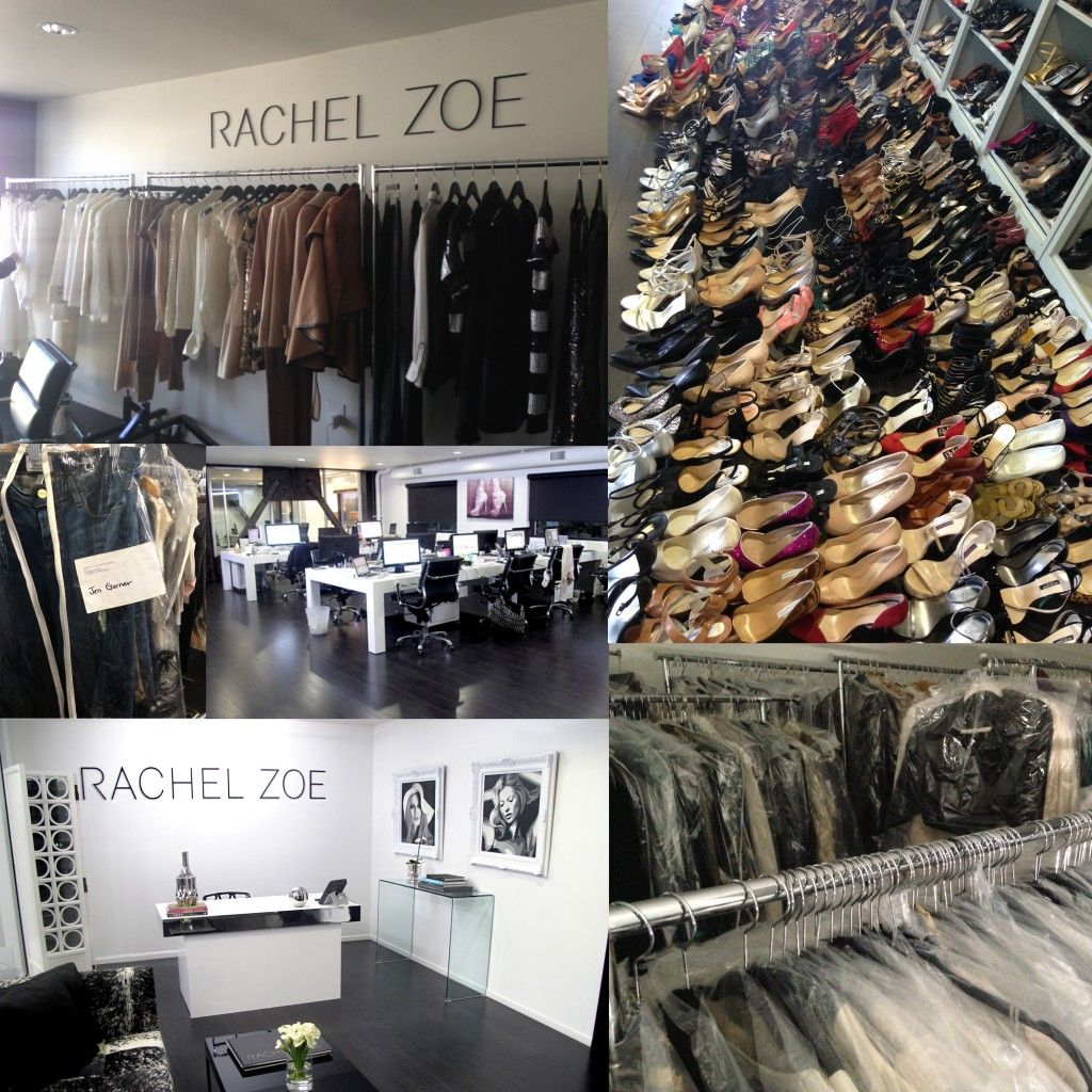 We visited Rachel Zoe's WWHQ, and were so happy with what we found: