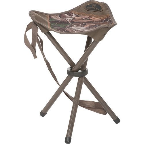 Game Winner® Realtree Xtra® Green 3 Legged Folding Stool